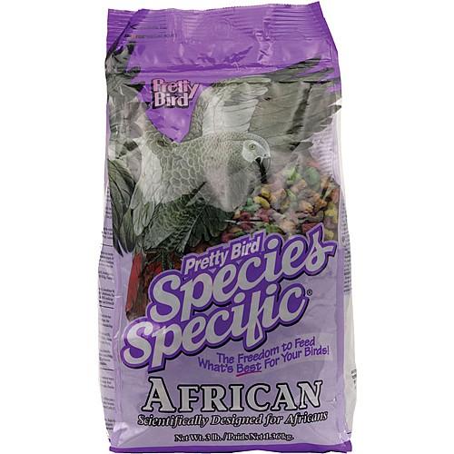 African Grey Natural Pellet Food