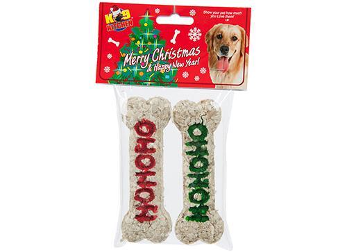 christmas hohoho christmas dog treats