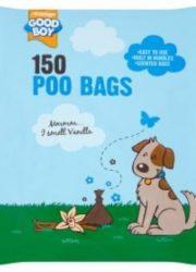 150 poop bags good boy